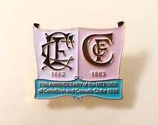LIMITED EDITION Corinthian-Casuals FC 75th Anniversary Enamel Badge
