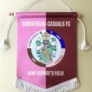 Corinthian-Casuals FC Pennant