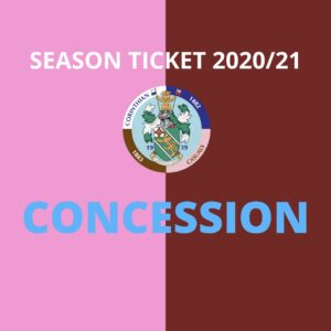 Corinthian Casuals 20/21 Seasonticket