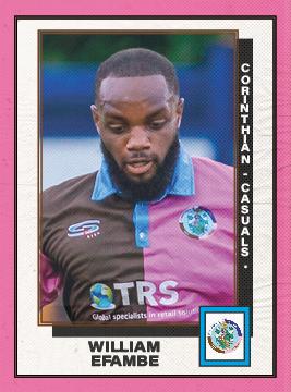 William Efambe Player Sponsorship