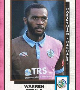 Warren Mfula Player Sponsorship