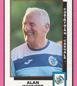 Alan Winnett Player Sponsorship
