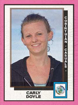 Carly Doyle Player Sponsorship