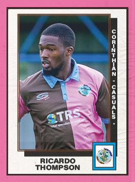 Rocardo Thompson Player Sponsorship